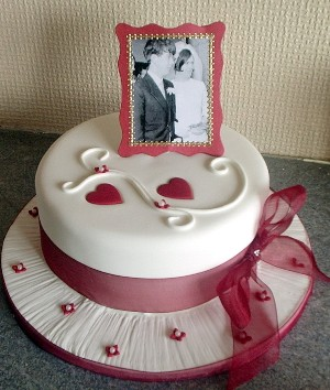 Ruby wedding photo cake essex cakes.jpg